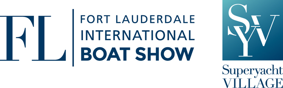 60th Anniversary Fort Lauderdale International Boat Show FLIBS Logo